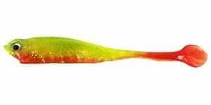 "FAS 3.2"" 3.5G 2"" 1.5G Handmade Soft Bait Fishing Lure"