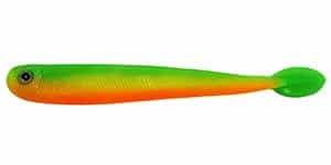 """GFD 4"""" 4.5G Handmade Soft Bait Fishing Lure"""